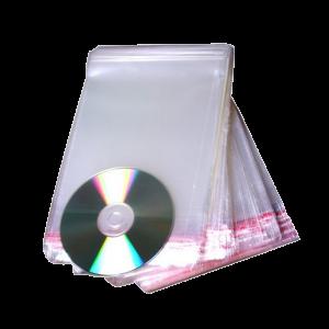 سلفون سی دی دور دوخت شفاف