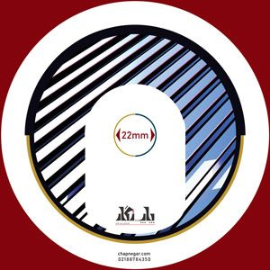 لیبل سی دی 22 میل