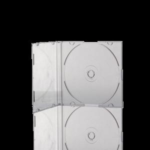 قاب شفاف سی دی